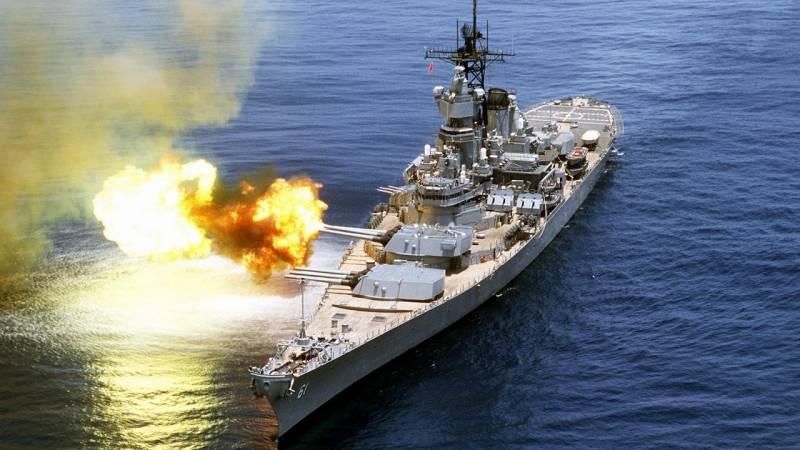 «Айова» против «Кирова»: сумасшедший дом на море