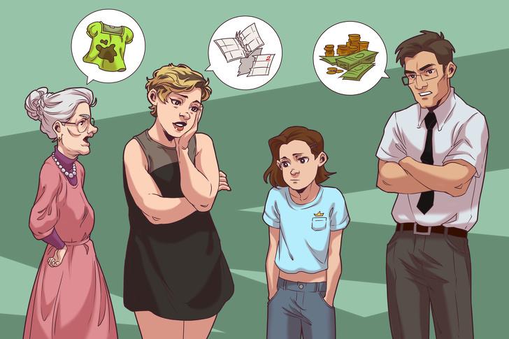 5 классических родительских вопросов, которые отбивают у детей всю охоту общаться  воспитание,Дети,Жизнь,Отношения,проблемы