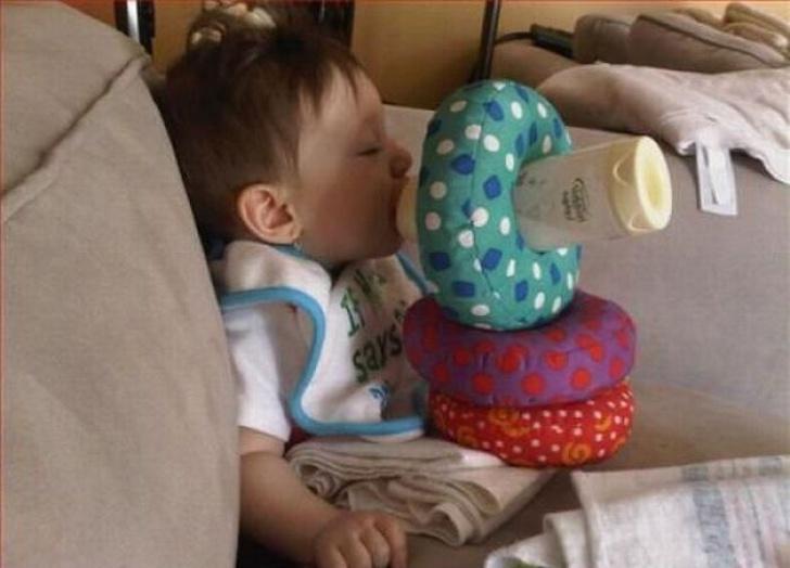 Фото, которые доказывают, что отцовской изобретательности нет предела