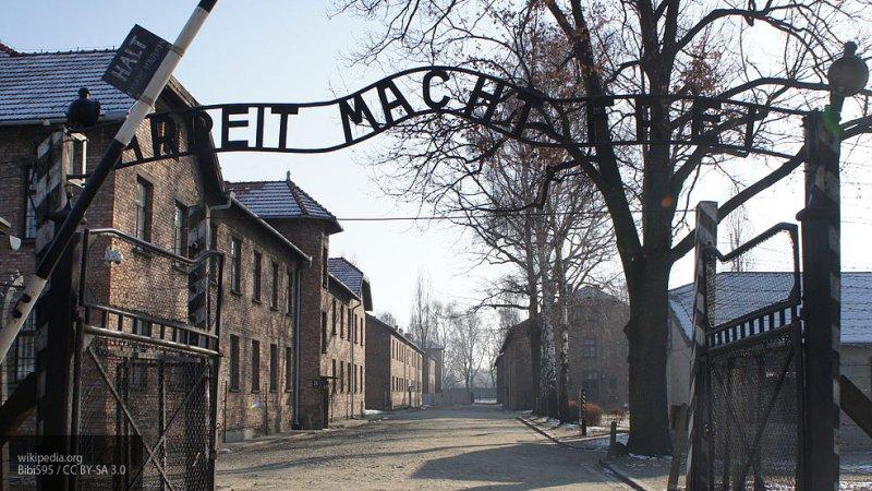 Посольство США опубликовало сообщение об освобождении Освенцима американцами