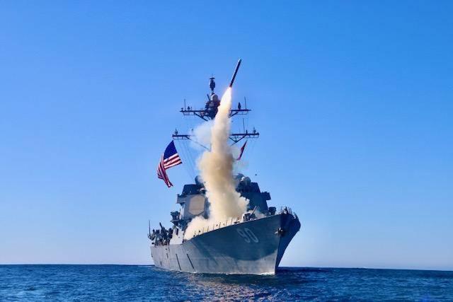 Крылатые ракеты Tomahawk Block V приближаются к принятию на вооружение оружие