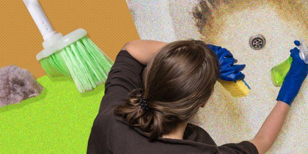 Что произойдёт с вашей квартирой, если не убирать в ней неделю, месяц или год здоровье,полезные советы,уборка