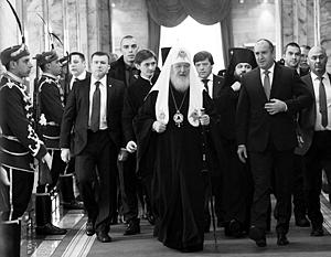Простые болгары в массе своей с симпатией относятся к России и к Русской православной церкви.
