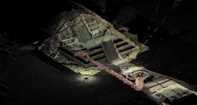 Miro-Tunnel-under-pyramid-in-Teotihucan