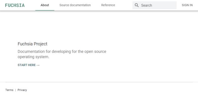 Потенциальная замена Android. Google запустила сайт для разработчиков Fuchsia android,новости,ОС,статья