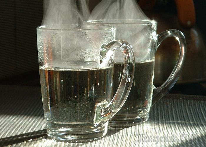 Неожиданные факты о пользе тёплой воды для здоровья человека