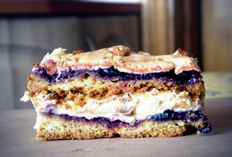 Польский пляцок Pani Walewska — вкуснейший и бесподобный пирог