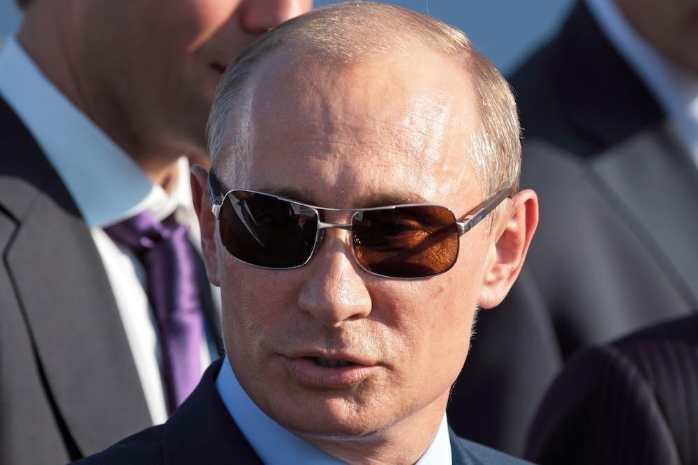 Владимир Путин поставил шах …
