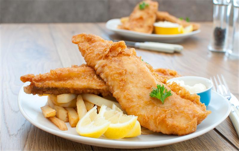Кляр для рыбы - простые рецепты фото
