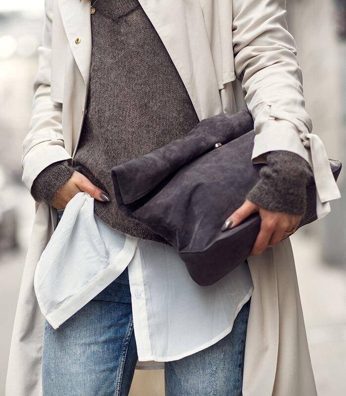 Чувство стиля и многослойность идут рука об руку