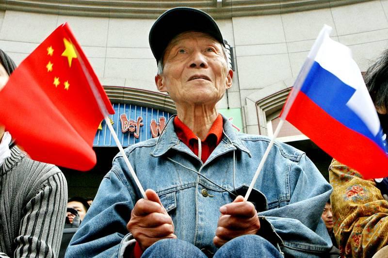 За что в Китае уважают русских