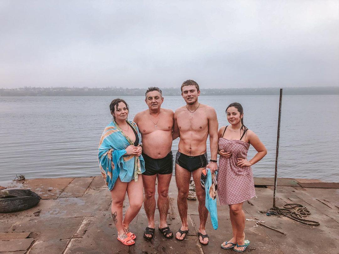 Крещение2020: репортаж из Instagram