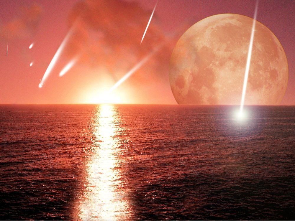 Астрономы описали судьбу предыдущих спутников Земли