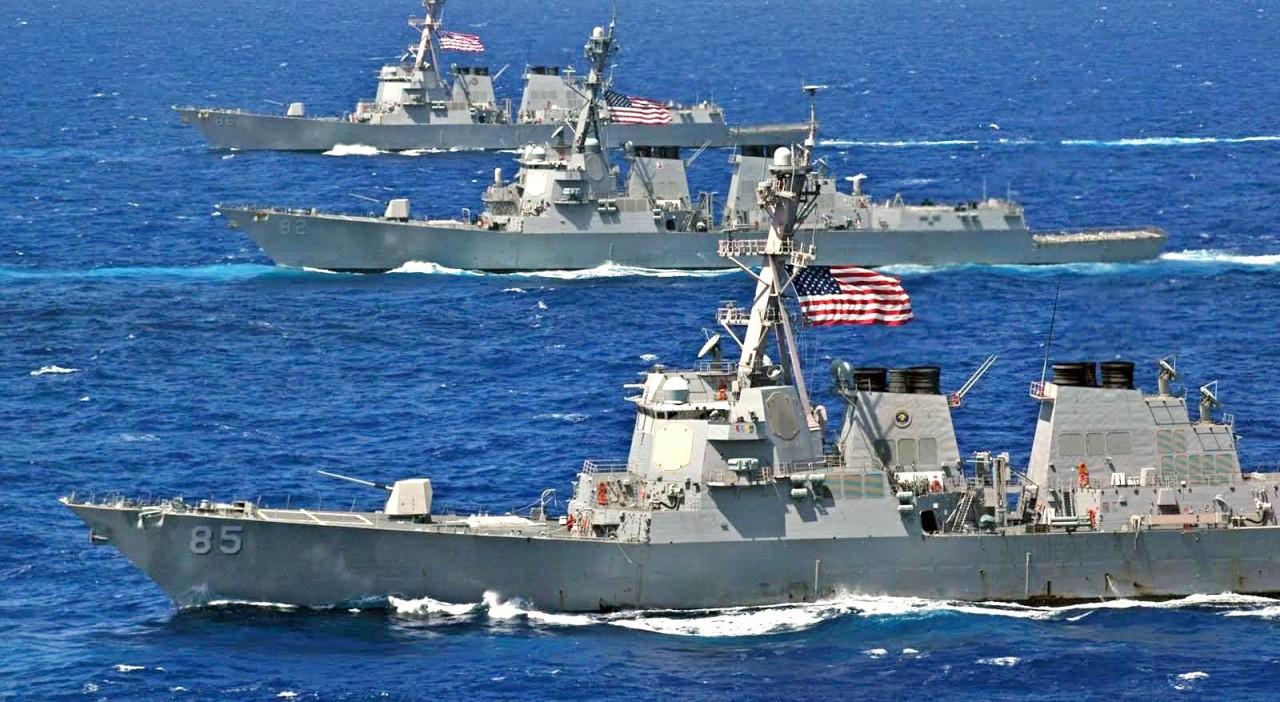 Как один приказ Путина заставил весь флот США покинуть Черное море