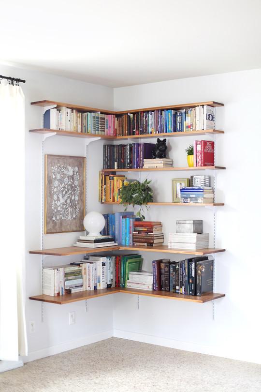Идеи хранения для маленькой спальни