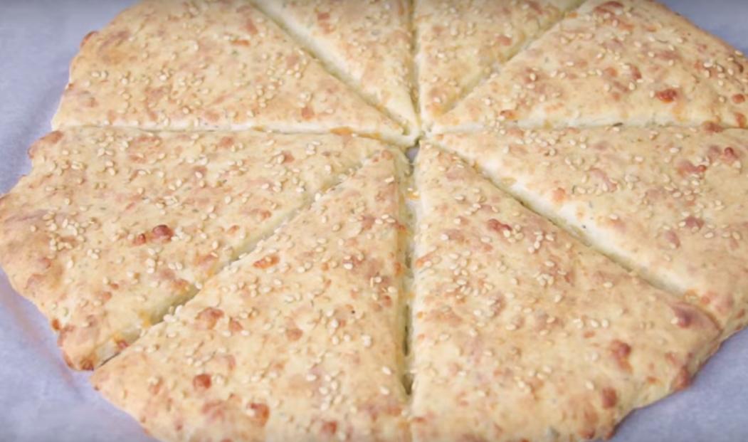 Сырный пирог без яиц - вкусно и просто
