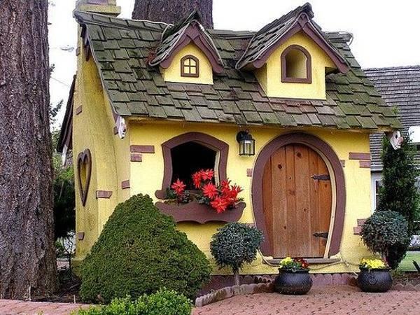 красивые одноэтажные дома проекты фото, фото 42