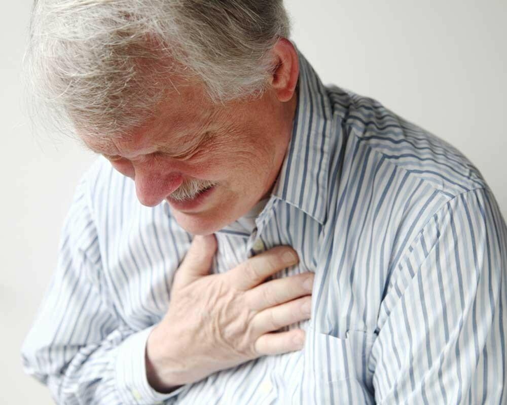 Боль в груди: что может быть? Топ 6 групп заболеваний