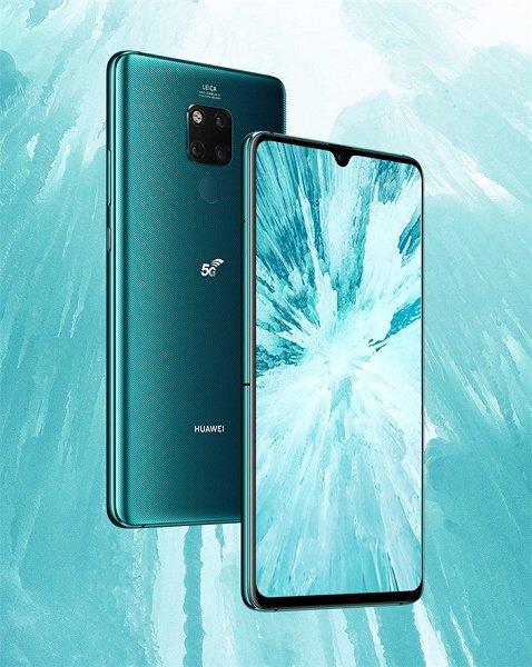 Смартфон Huawei Mate 20 X 5G подешевел вдвое новости,смартфон,статья
