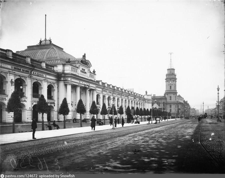 фотографии старого петербурга иное зрелище