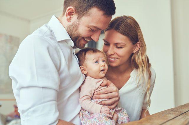 Муж ревнует к малышу. Ищем выход из ситуации