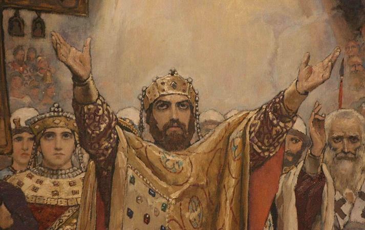 Сколько было жён у крестителя Руси князя Владимира
