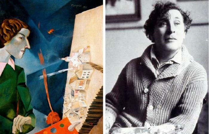 Витебский гений: Марк Шагал о родном городе в живописи и в стихотворениях