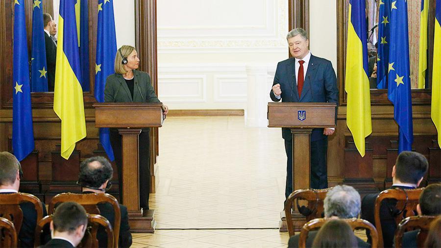 Еврокомиссия готова возобновить трехсторонние переговоры по газу из РФ