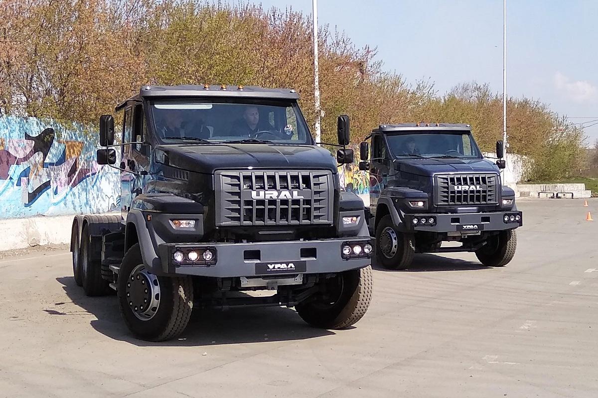 Передовые грузовики России: «Урал NEXT 6х4» выходит в серию