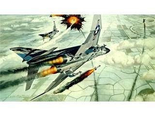 Фальшивый ас Пентагона: история американского летчика, который в одиночку «сбил» сразу три МиГа