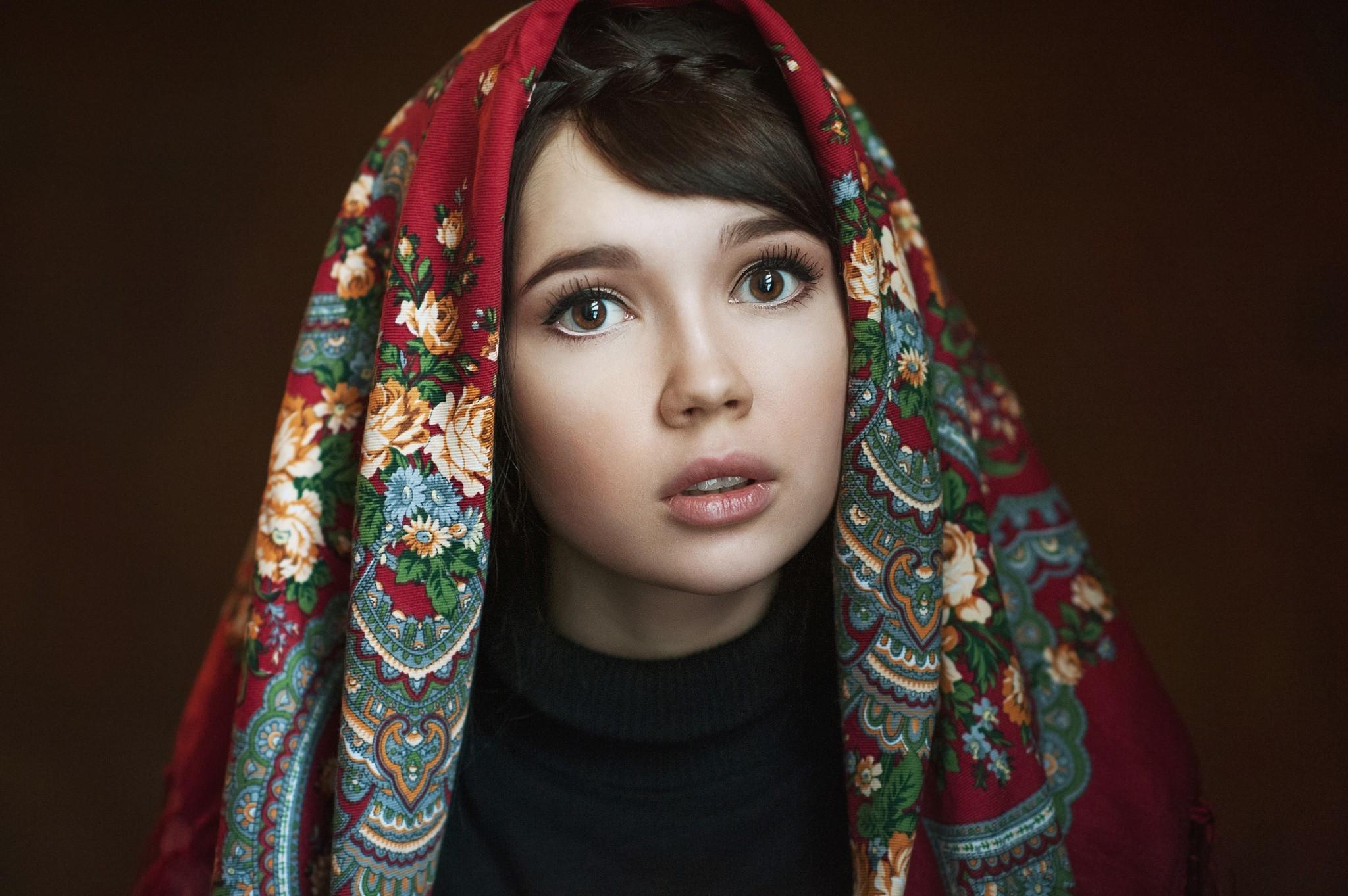 широкий размах русской девушки - 7