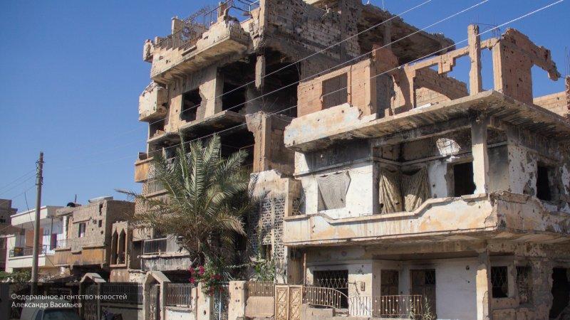 Пентагон объявил о гибели американского солдата в Сирии