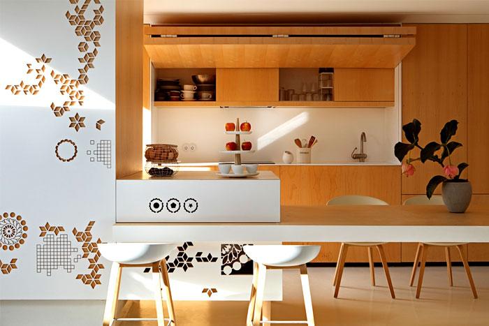 Дизайн интерьера квартиры в современном классическом стиле: меньше цвета, больше света