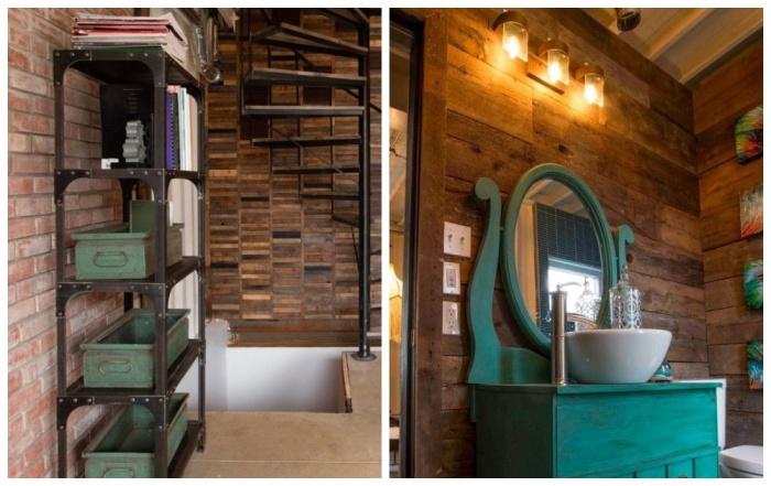 Молодая архитектор приобрела 4 старых контейнера и превратила их в собственный особняк