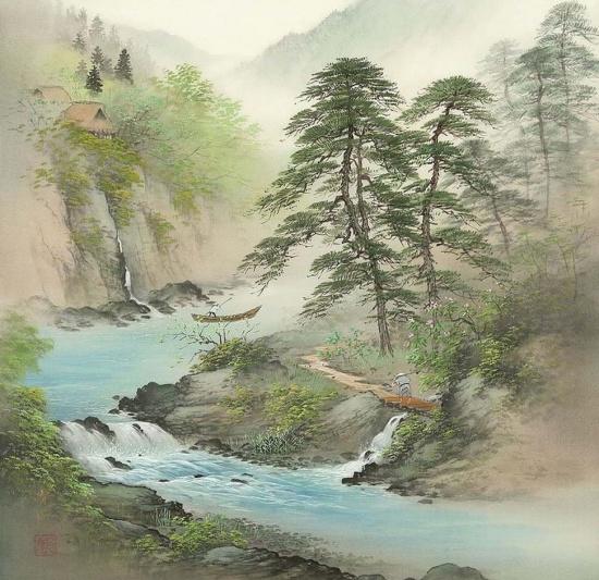 художник Коукеи Кодзима (Koukei Kojima) картины – 31