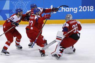Чешские хоккеисты запретили журналистам из РФ снимать свою тренировку – СМИ