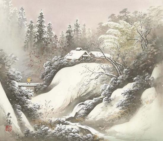 художник Коукеи Кодзима (Koukei Kojima) картины – 27