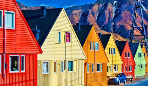 Путешествие в самый северный город в мире