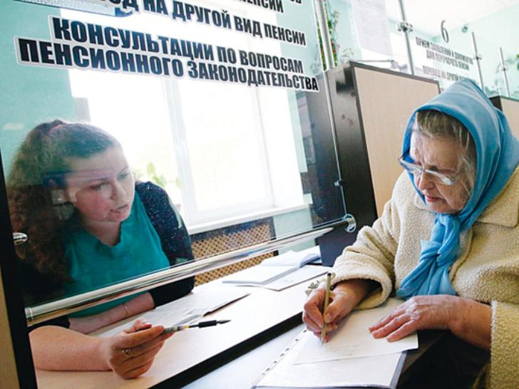 Средний размер пенсии в Башк…