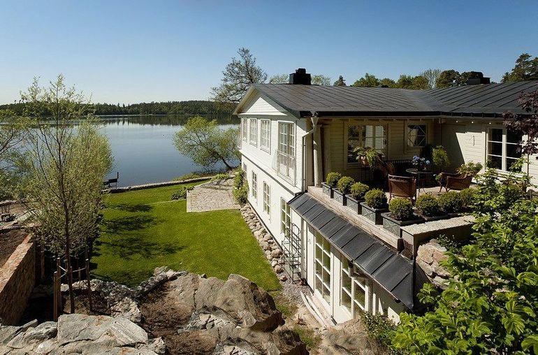 Как построить шведский дом под ключ? План работ