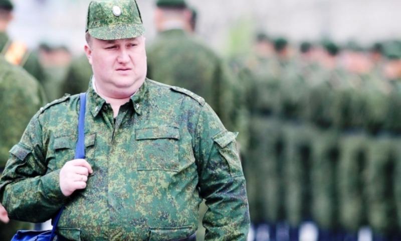 Жирных военных выгонят из российской армии