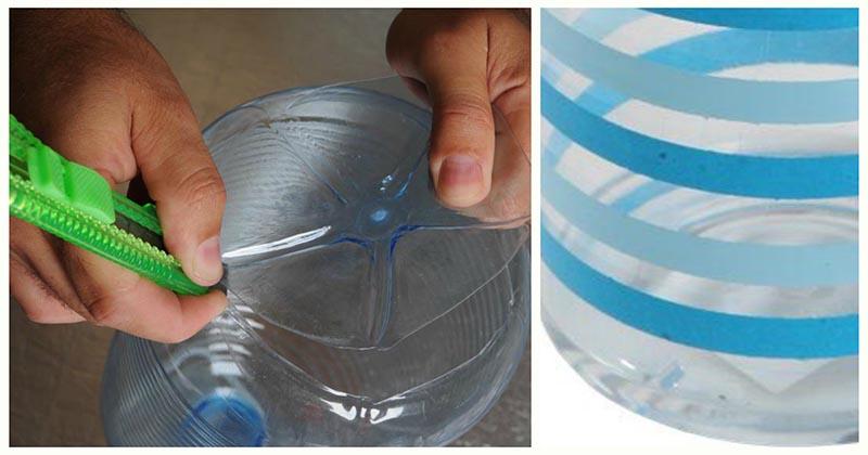 Создаем полезную вещь в хозяйстве из пластиковой бутылки