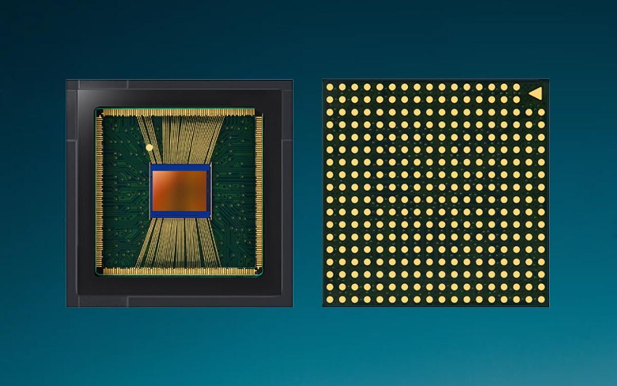 Samsung показала сверхтонкий датчик изображения