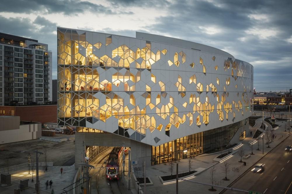 ТОП20 лучших зданий 2018 года