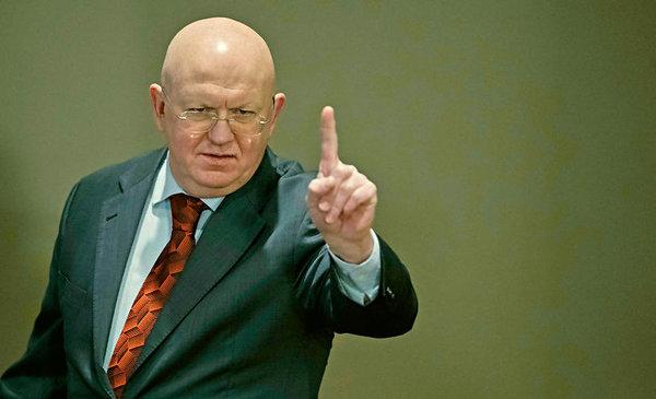 Постпред России раскрыл сири…