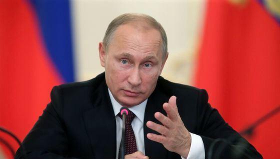 Путин рассказал, что думает о Донбассе