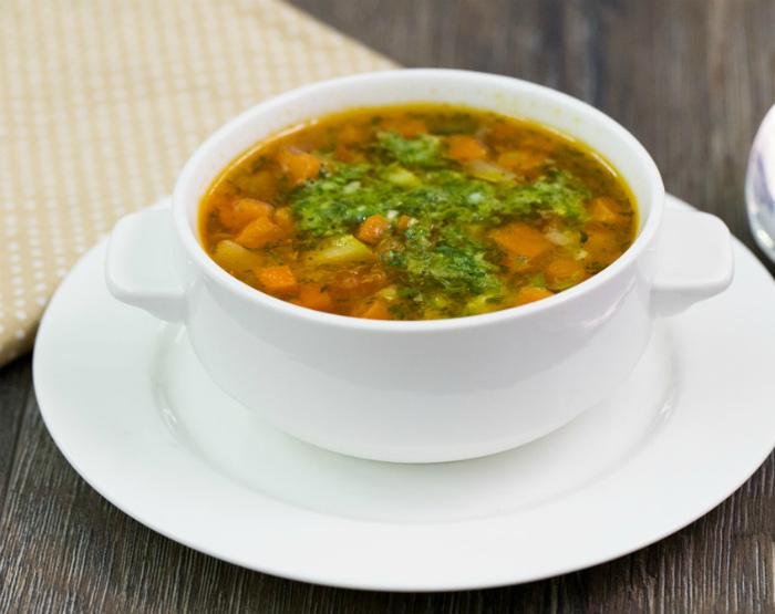 Добавка для супа. | Фото: Zira.uz.