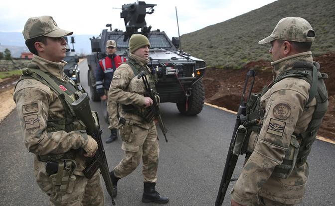 «Россия, чтобы отомстить курдам, натравила на них Турцию»