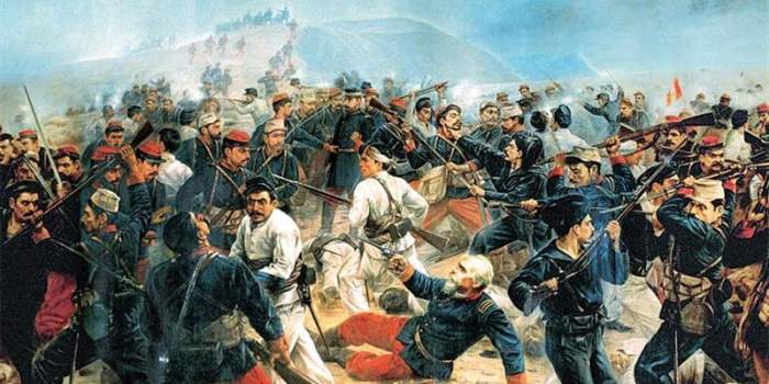 История насчитывает массу примеров абсурдных военных конфликтов./Фото: warhead.su