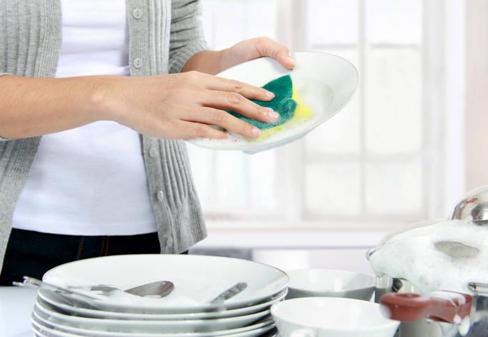 Как сделать безопасные средства для мытья посуды своими руками бытовая химия,моющие средства,полезные советы